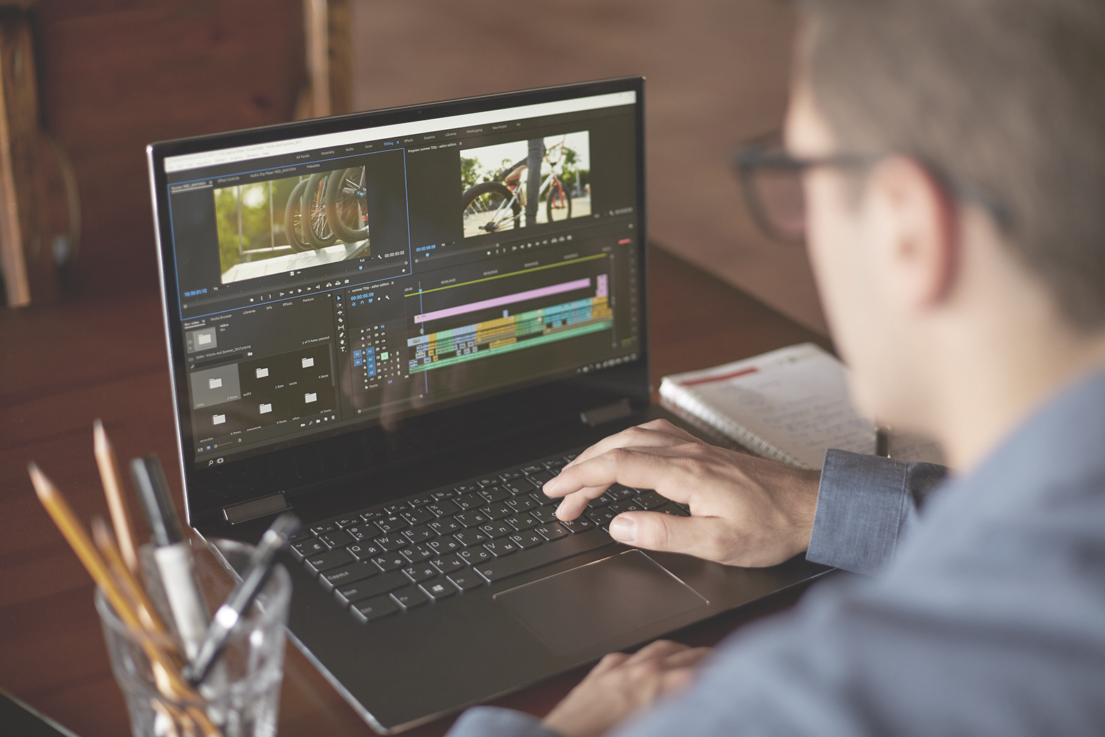 Video production benefits