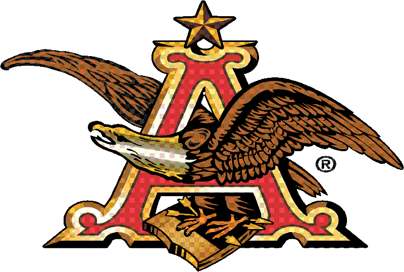 Anheuser Busch Logo - The Media Choice Past Clients